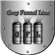 Logo Grey Funnel Line