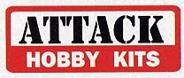 Logo Attack Hobby Kits