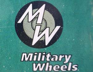 Logo Military Wheels