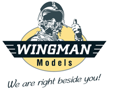 Logo Wingman Models