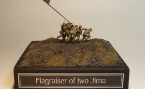 Flagraiser of Iwo Jima