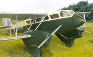 de Havilland DH 89 Dragon Rapide
