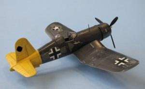 : Chance Vought F4U-1 Corsair