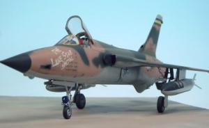 Republic F-105D-20RE Thunderchief