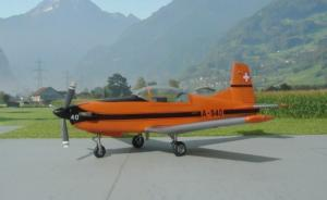 Pilatus PC-7 Turbo Trainer