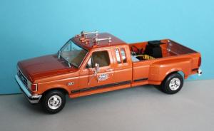 Ford F-350 Duallie
