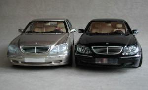 : Mercedes-Benz Stretch Limousinen