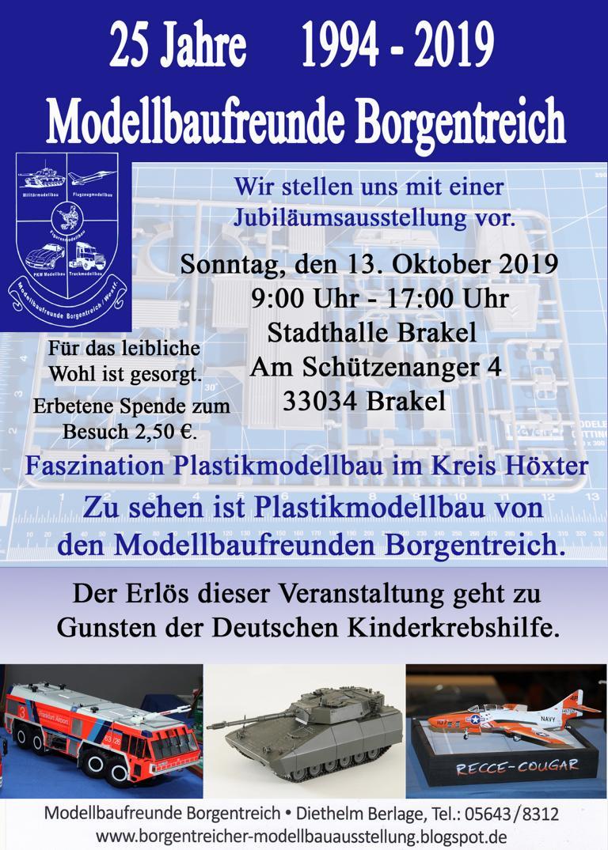 Modellbaufreunde Borgentreich 2019
