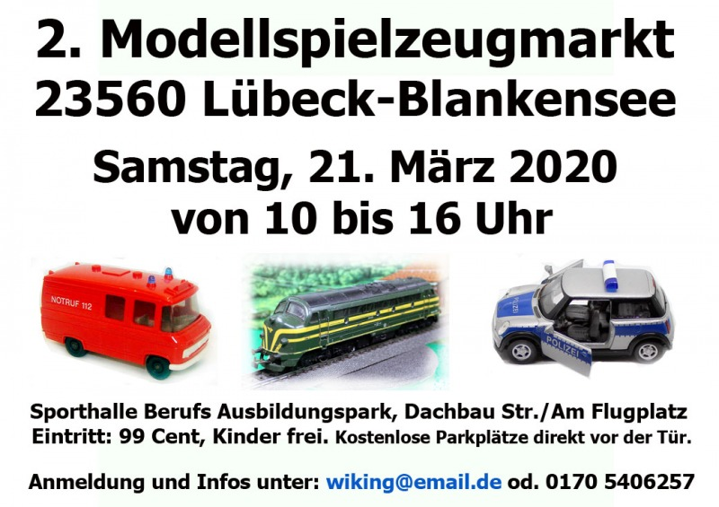 Modellspielzeugmarkt