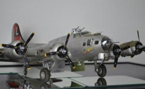 Bausatz: Boeing B-17G Flying Fortress