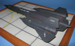 Lockheed SR-71 Black Bird