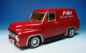 : 1955 Ford F-100 Panel Truck