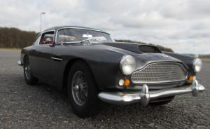 Aston Martin DB4 Series 1