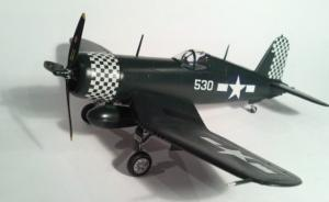 : Chance Vought F4U-1A Corsair