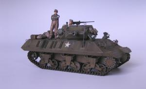 Bausatz: M10 Tank Destroyer