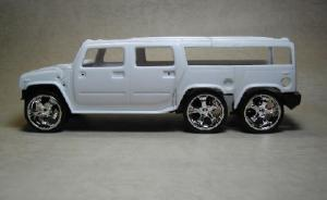 Bausatz: HUMMER H2 Stretch