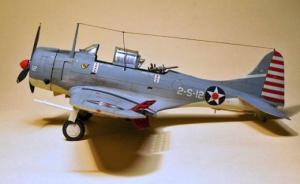 : Douglas SBD-3 Dauntless