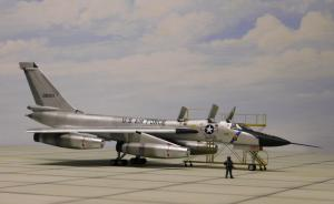 Convair B-58A The Pulaski Hustler - BuNo 58-1011