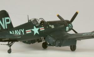 Bausatz: Chance Vought F4U-5N Corsair