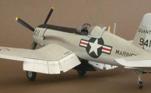 Bausatz: Chance Vought AU-1 Corsair