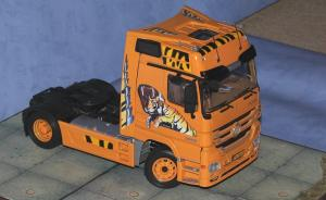 Bausatz: Mercedes-Benz Actros MP3