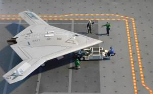 Northrop Grumman X-47B UCAS Demonstrator 501