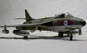 Hawker Hunter FGA.9