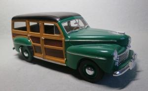 : 1948 Ford Woody