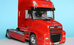 DAF XT 105 Super Spacecab