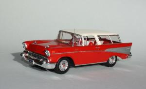 : 1957 Chevy Bel Air Nomad