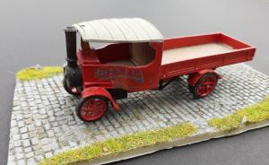 "Foden ""C"" Type Steam Wagon"