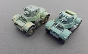 Daimler Armoured Car Mk. II
