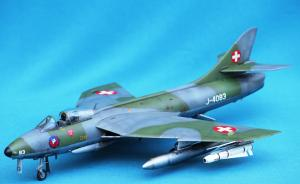 Hawker Hunter Mk.58