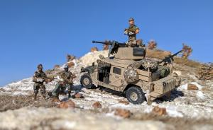 HMMWV GMV Dumvee Ground Mobility Vehicle