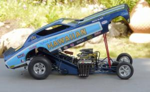 Dodge Funny Car Dragster