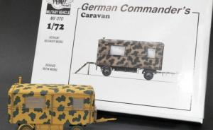 German Commander´s Caravan