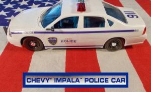 Chevy Impala Police Car