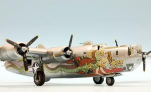": B-24J ""Dragon and his Tail"""