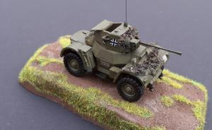 Armoured Car Daimler MKII