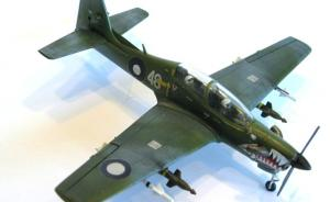 Short (Super) Tucano T1