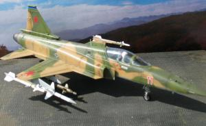 Northrop F-20 Tigershark