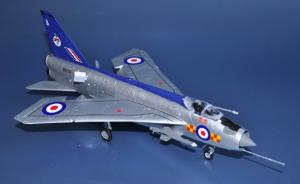 English Electric Lightning F.2A