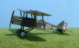 Bausatz: Royal Aircraft Factory S.E.5a