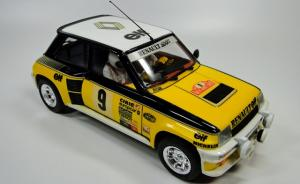 Renault 5 Turbo Rally