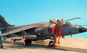Sea Harrier FRS1