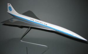 Boeing SST Supersonic Clipper