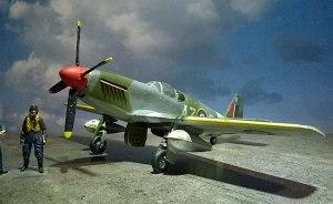 North American Mustang Mk. III (1:72 Mistercraft)