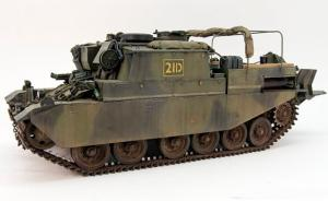 Centurion Armored Recovery Vehicle Mk.2