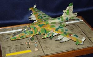 Suchoi Su-25K Frogfoot