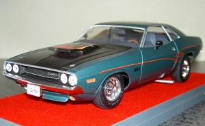 1969 Dodge Challenger 340 SixPack